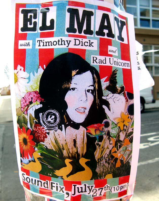 picture of El May poster